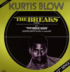 Kurtis Blow The Breaks album cover